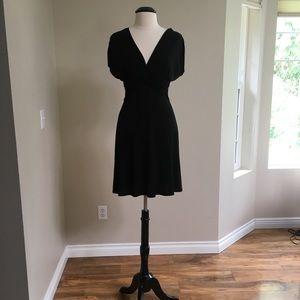 Frederick's of Hollywood Deep-V/Open Back Dress